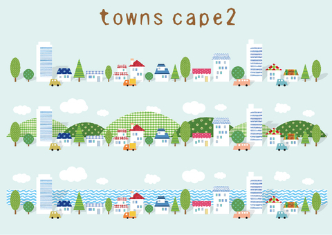 Illustration _ townscape 2