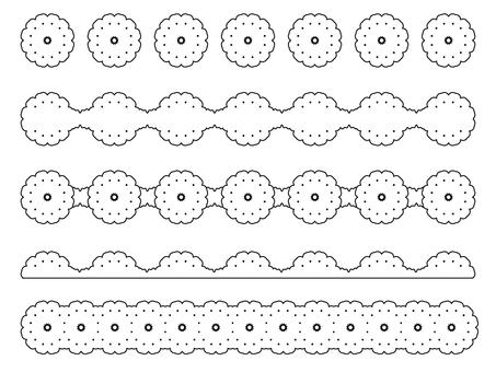 Lace pattern 3