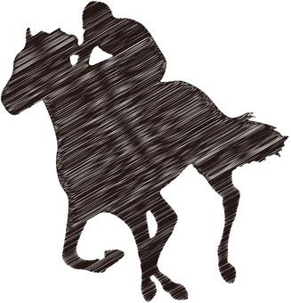 Horse racing - 001