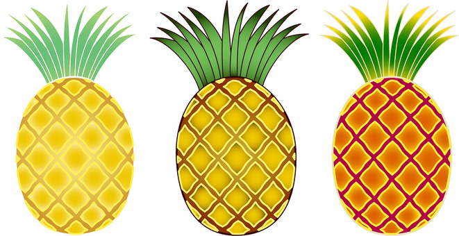 ai 3 tasty pineapples
