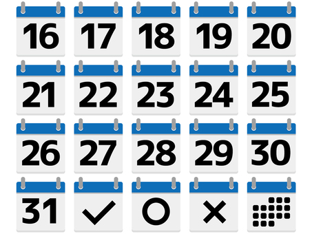 A103. Day-to-day calendar 4