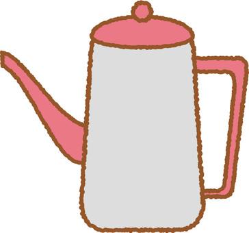 Kitchen equipment (pot 3)