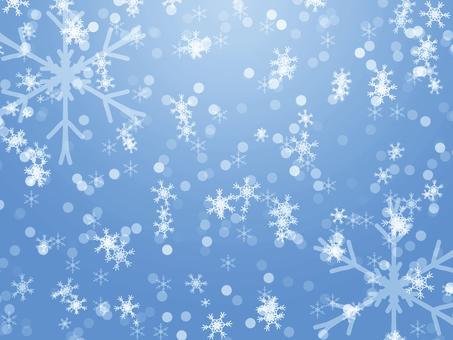 Snowy background 23