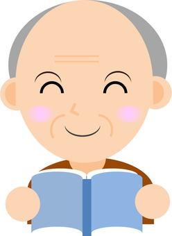 Elderly people · Reading