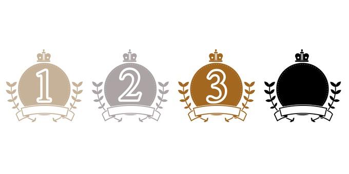 Emblem wind ranking