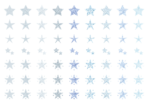 星形圖標分類2