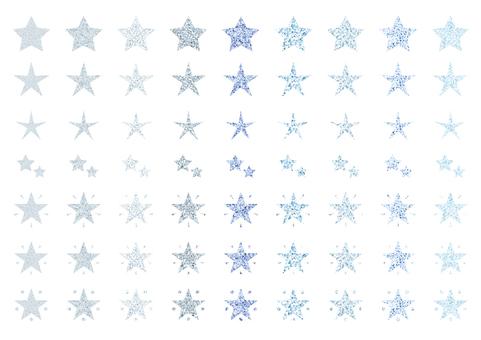 Star icon assortment 2