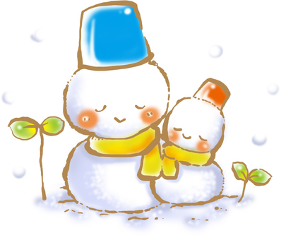 Stay close at hand and warm it up Snowman 1