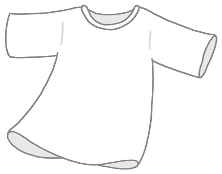 T-shirt. 1