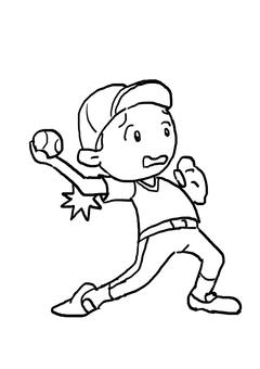 Baseball elbow