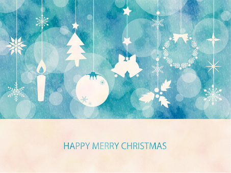 Christmas frame ver29