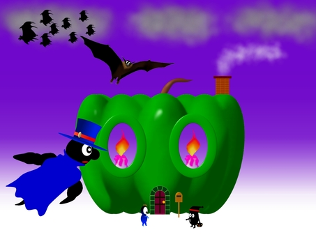 Pumpkin's House