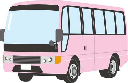 Microbus A (Pink