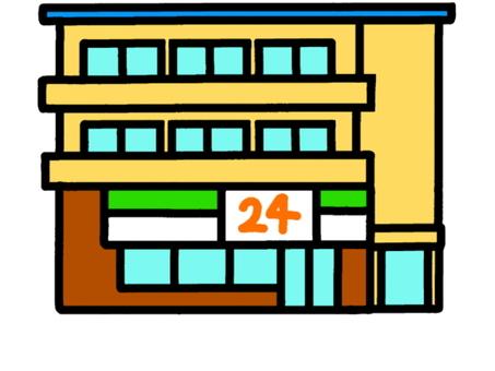 Convenience apartment