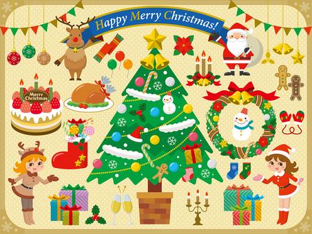 Christmas set - 02
