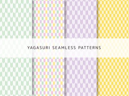 Pattern set of Yazaki