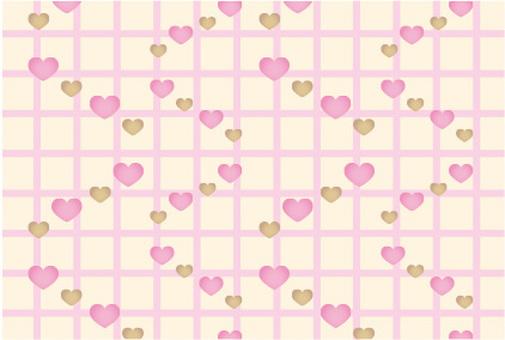 Retro Heart Card