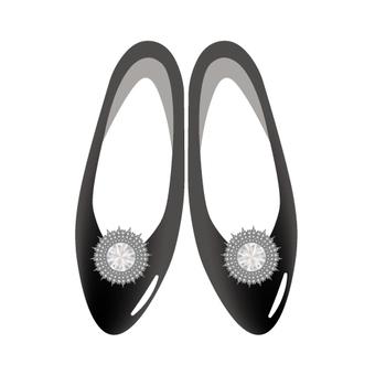 琺瑯時尚鞋