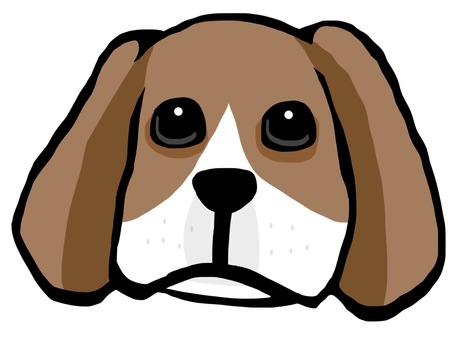 Dog icon Beagle
