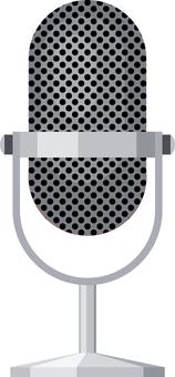 麥克風收音機