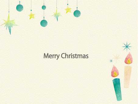 Christmas frame ver 01