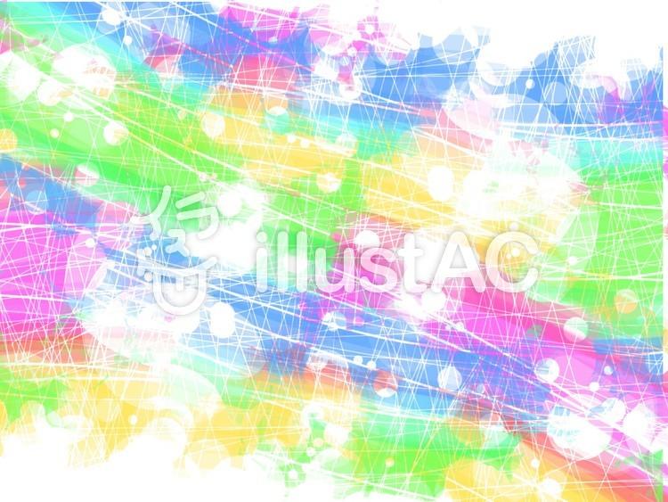 虹色エフェクトイラスト No 916956無料イラストならイラストac