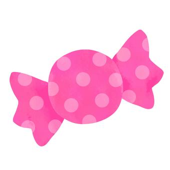 Candy / polka dots
