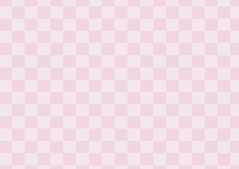 Checker pattern Spring background picture (Momo festival POP material)