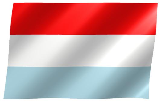 旗幟盧森堡