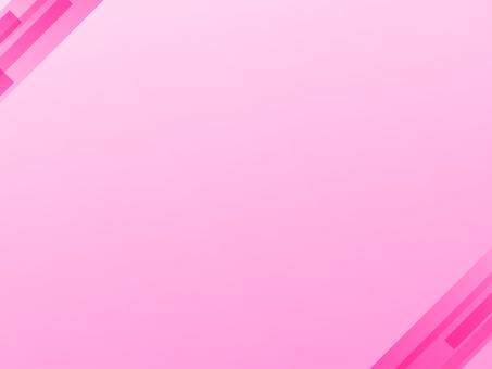 對角漸變·背景(粉紅色)