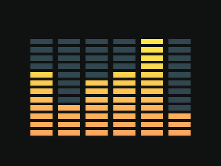 Equalizer yellow