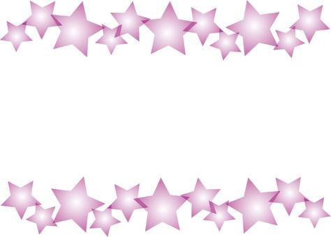 Star material (purple)