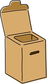 簡易廁所防災廁所