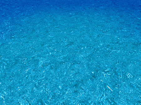 Sea / water surface / depth background material