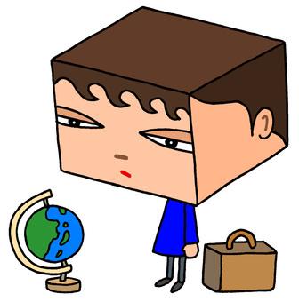 立方體研究員·旅行計劃