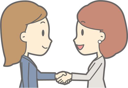 Handshake - 07 - Bust