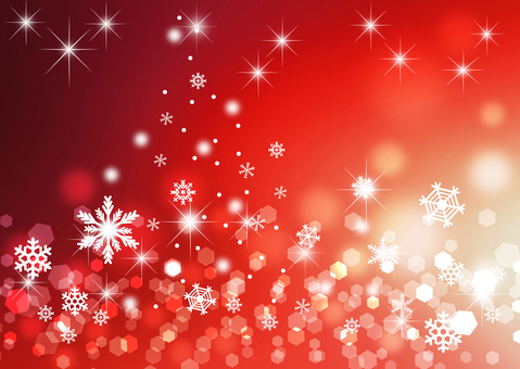 Christmas _ red background