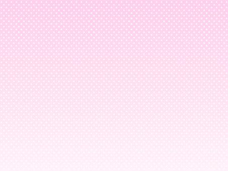 Polka dot background (pink gradation)