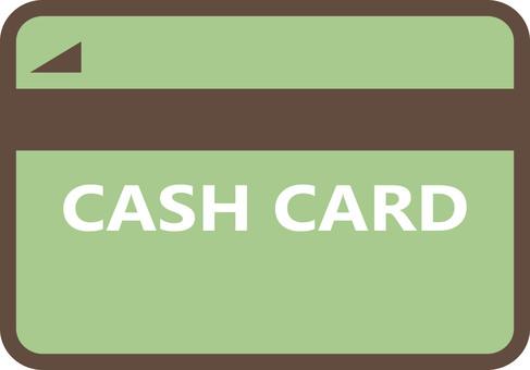 Cash card