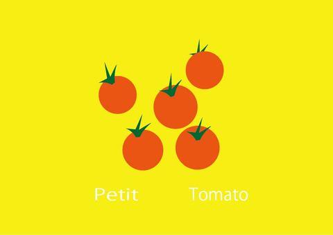 Petit tomatoes