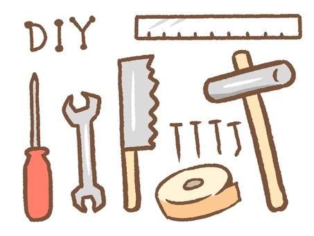 DIY 도구 세트