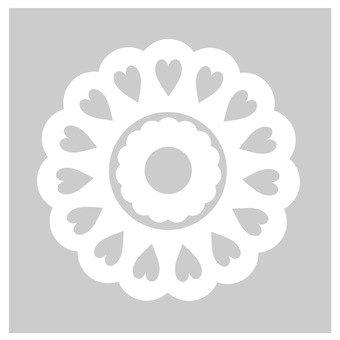 座圈(圓形)