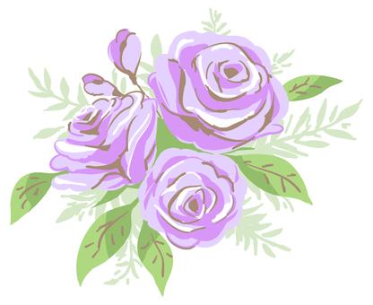 Rose (purple)