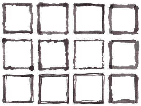 Ink Material 22 Frame Set