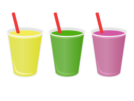 Smoothie 3 colors (cold type)