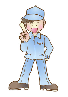 Male operator