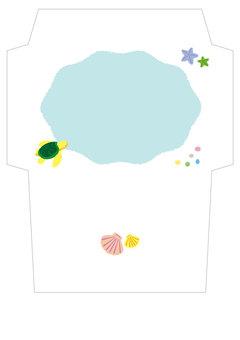 Turtle envelope 01