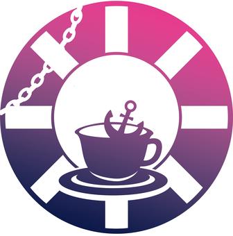 Marine Cafe (Pink)