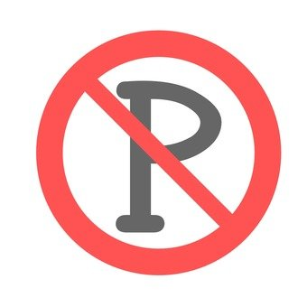 Logo (parking disabled)