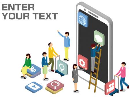 Smartphone customization